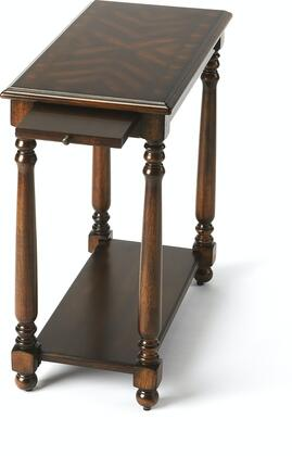 Butler 5017024 Plantation Cherry Series Traditional Rectangular End Table