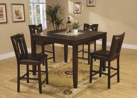 Coaster 102528SET5 Ervin Dining Room Sets