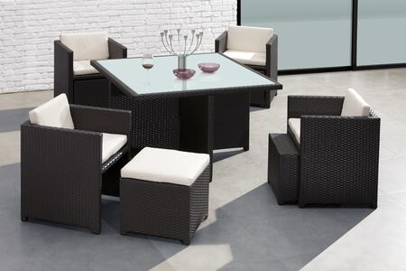 Zuo 701210  Patio Sets