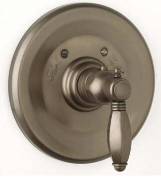 Rohl A4914XM Country Bath Collection Trim Only for Therm/Non-Volume Controlled Valve,Cross Handle: