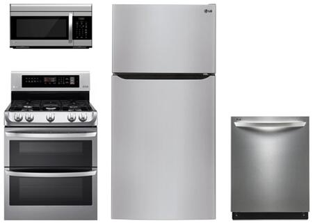 LG 729244 Kitchen Appliance Packages