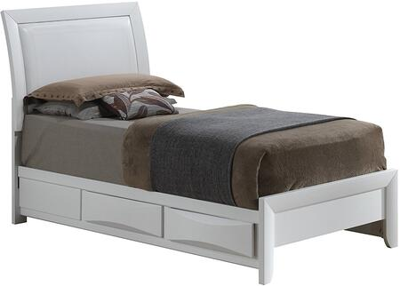 Glory Furniture G1570DTSB2  Twin Size Bed