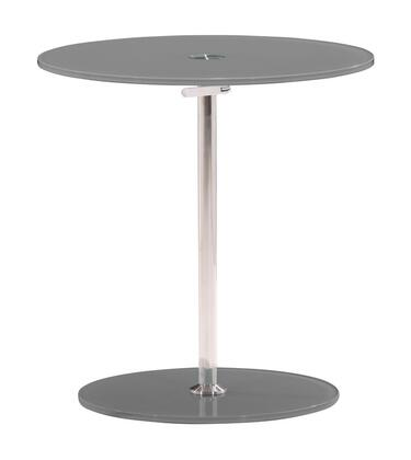 Zuo 401154 Radical Series Modern Round End Table