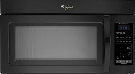 Whirlpool WMH76718AB 1.8 cu. ft. Capacity Over the Range Microwave Oven
