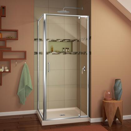 DreamLine Flex Shower Enclosure 26 Biscuit Base 01