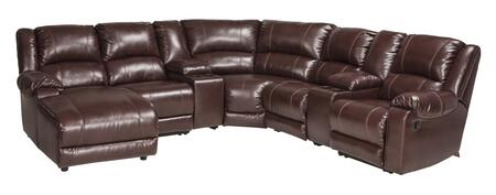 Signature Design by Ashley MacGrath DuraBlend Sectional Sofa