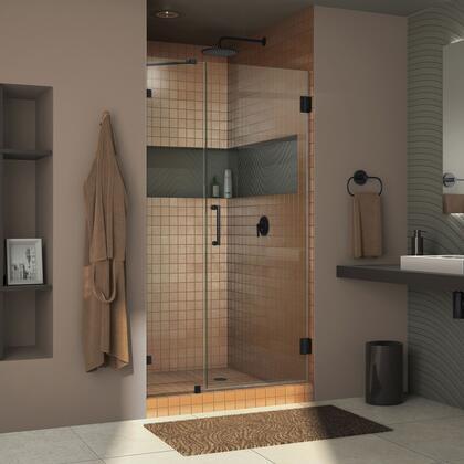 DreamLine Unidoor Lux Shower Door RS30 26D 14P 09
