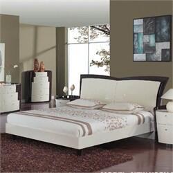 Global Furniture USA NEWYORKWBKB New York Series  King Size Bed
