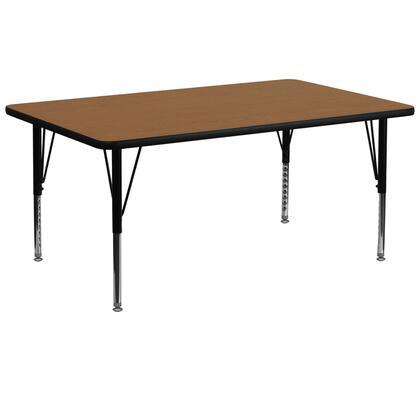Flash Furniture XUA3072RECOAKTPGG