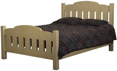 Chelsea Home Furniture 4650141QBM Graces Series  Queen Size Panel Bed