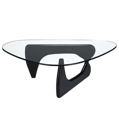 EdgeMod EM149BLK Contemporary Table