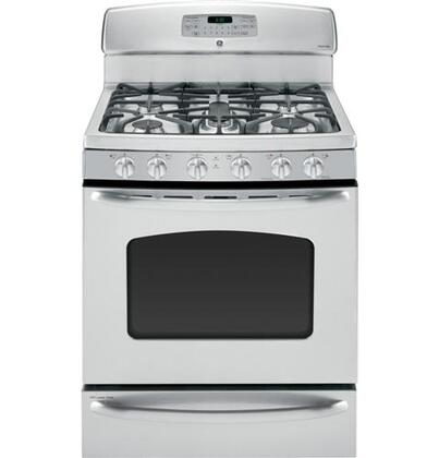 GE JGB840SETSS Natural Gas Freestanding Range
