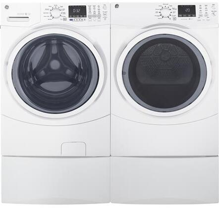 GE 705776 Washer and Dryer Combos
