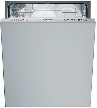 """Scholtes LTES3XL60HZ 24"""" Built In Fully Integrated Dishwasher with 12 Place Settings Place Settingin Panel Ready"""