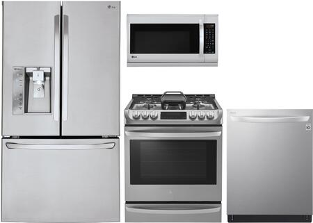LG 798885 Kitchen Appliance Packages