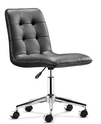 """Zuo 205770 23.6"""" Modern Office Chair"""
