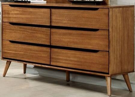 Furniture of America CM7386AD Lennart Series  Dresser