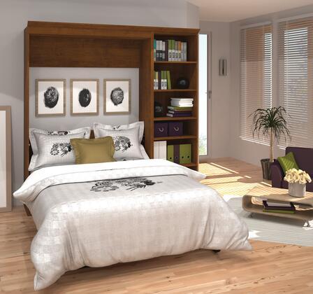 "Bestar Furniture 40890 Versatile by Bestar 84"" Full Wall bed kit"