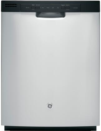 "GE GDF510PSDSS 24"" Built-In Full Console Dishwasher"