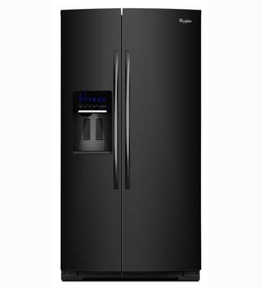 Whirlpool GSS30C6EYB Freestanding Side by Side Refrigerator