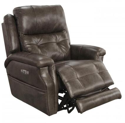 Catnapper 7645617116639126639 Kepley Series Faux Leather Metal Frame  Recliners