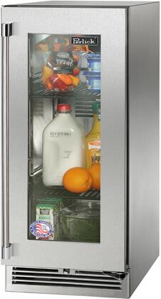 "Perlick HP15RO33R 15"" Built In All Refrigerator Outdoor Refrigerator"