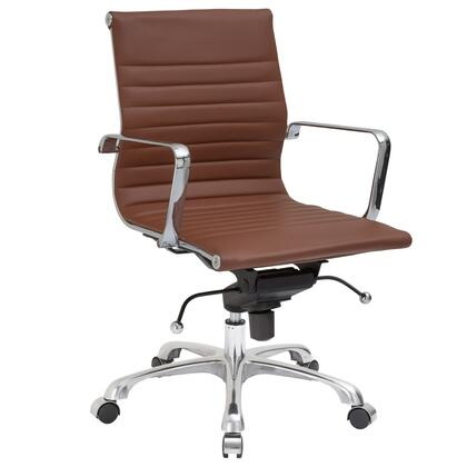 EdgeMod EM161 Indoor Ribbed Office Chair