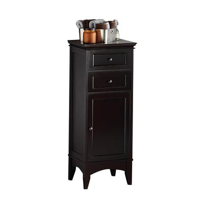 Foremost BECS1743 Freestanding Wood 2 Drawers Cabinet