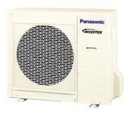 Panasonic CU2E18NBU Mini Split Air Conditioner Cooling Area, |Appliances Connection