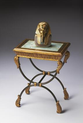 Butler 2162070 Heritage Series Traditional Rectangular End Table