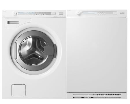 Asko 357300 Washer and Dryer Combos