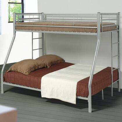 Coaster 460062 Denley Series  Twin over Full Size Bunk Bed
