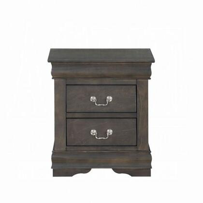 Acme Furniture Louis Philippe Nightstand
