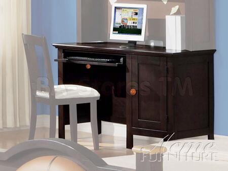 Acme Furniture 119DD All Star X Desk in Espresso