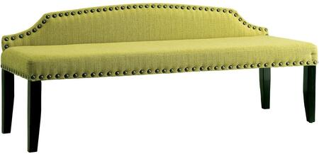 Furniture of America CMBN6880GRL Hasselt Series  Bench