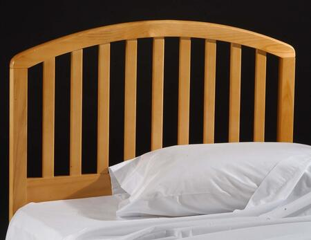 Hillsdale Furniture 1115HQ Carolina Twin Size Headboard with Rails Included and Beautifully Understated Design