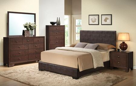 Acme Furniture 14367EKDMCN Ireland King Bedroom Sets