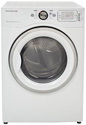 Daewoo DWRWE5413WC  Electric Dryer, in White