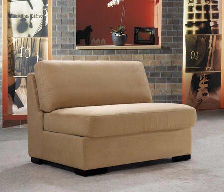 VIG Furniture VG2T0683  Chair Sleeper Fabric Sofa