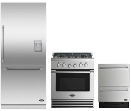 DCS 736266 Kitchen Appliance Packages