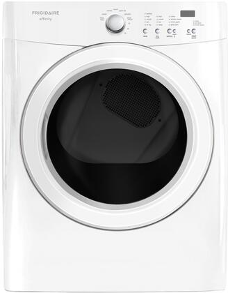 Frigidaire FASE7021NW Electric Affinity Series Electric Dryer