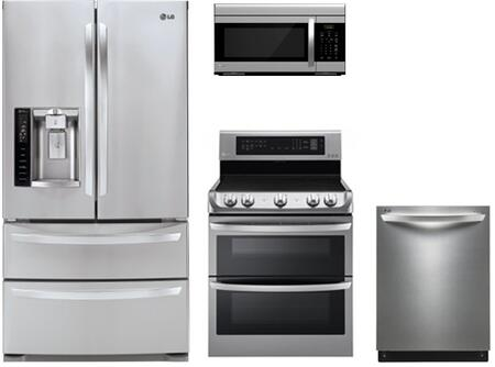 LG 728932 Kitchen Appliance Packages