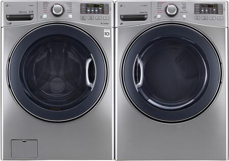 LG 718979 Washer and Dryer Combos