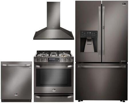 Lg Studio 862219 Kitchen Appliance Packages Bundles Appliances