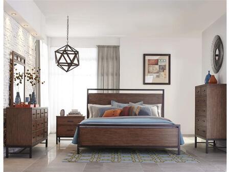 Klaussner 710QPBDMNC Affinity Queen Bedroom Sets