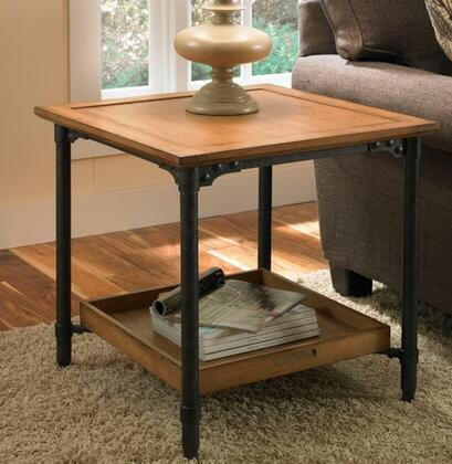Broyhill 4333006 Ember Grove Series Transitional Square End Table