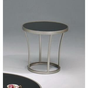 Acme Furniture 01903 Morowa Series Contemporary Round End Table