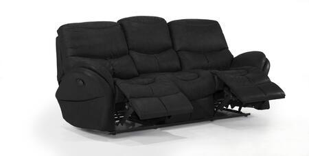 Armen Living LC85523BL Idaho Series  Sofa