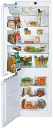 "Liebherr HC1001B 22"" Counter Depth Bottom Freezer Refrigerator with 9.3 cu.ft. Capacity in Panel Ready"
