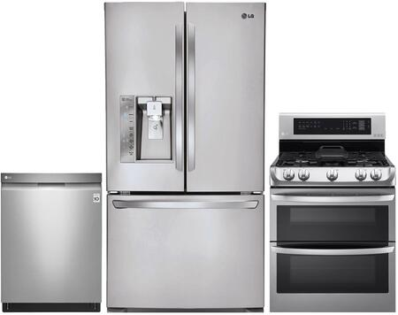 LG 653236 Kitchen Appliance Packages